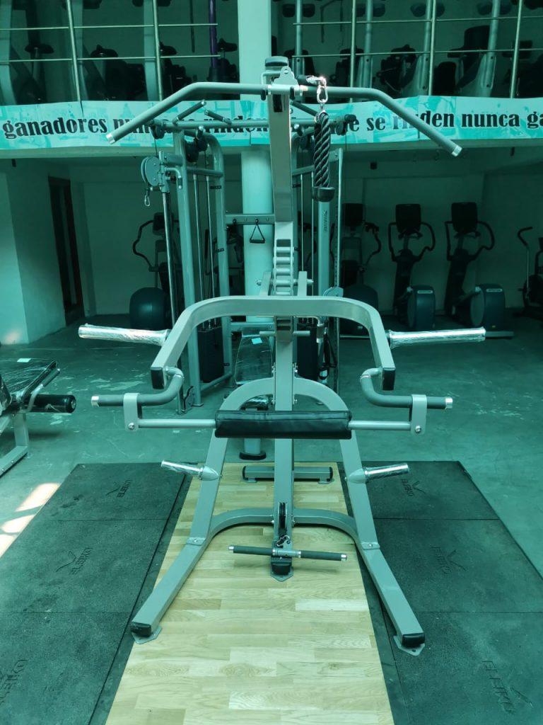 Venta de aparatos y accesorios para gimnacio en CDMX